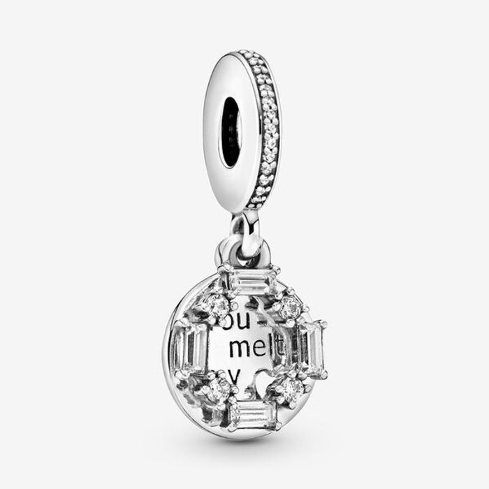 You Melt My Heart Dangle Charm