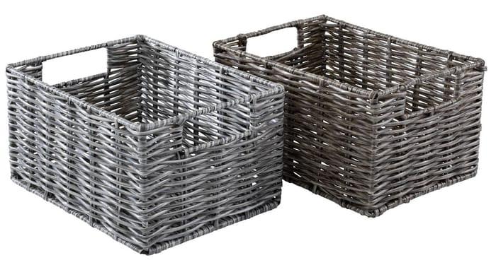 Basket CASPERSEN W17xL23xH13cm Asstd.