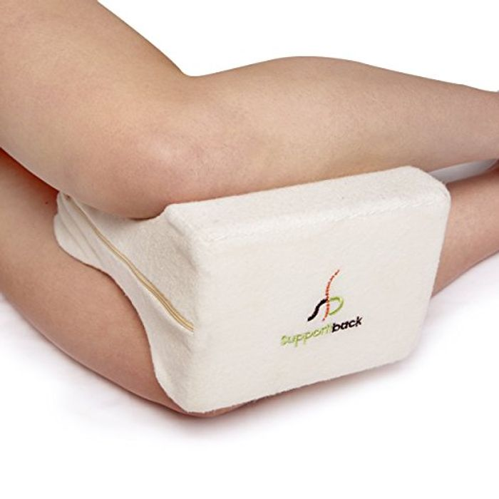 Price Drop! PREMIUM Knee Pillow for Side Sleepers