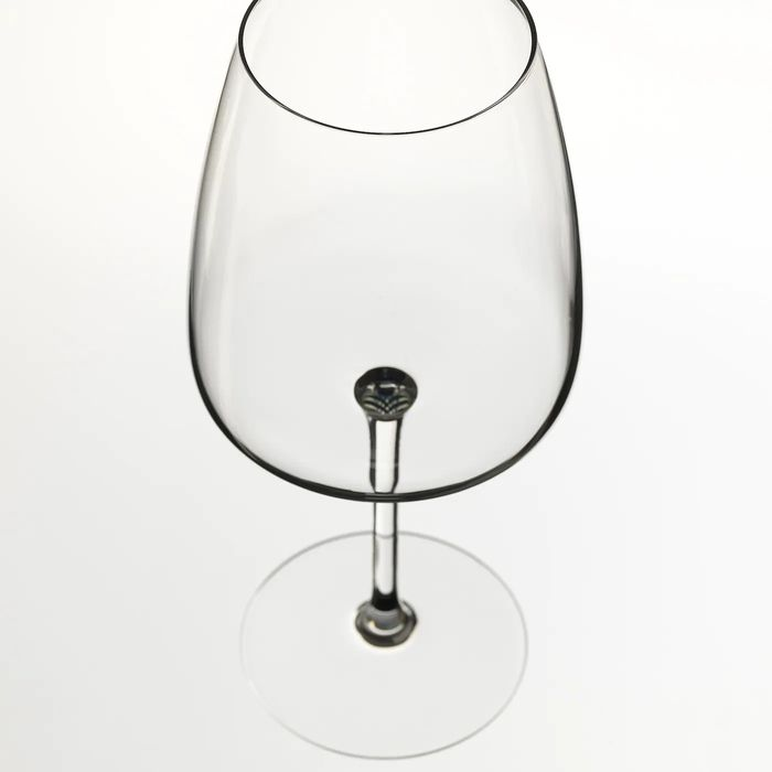 Red Wine Glass, Clear Glass, 58 Cl