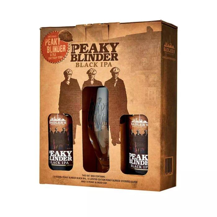 Peaky Blinder 2 Pack Ale Gift Set - HALF PRICE