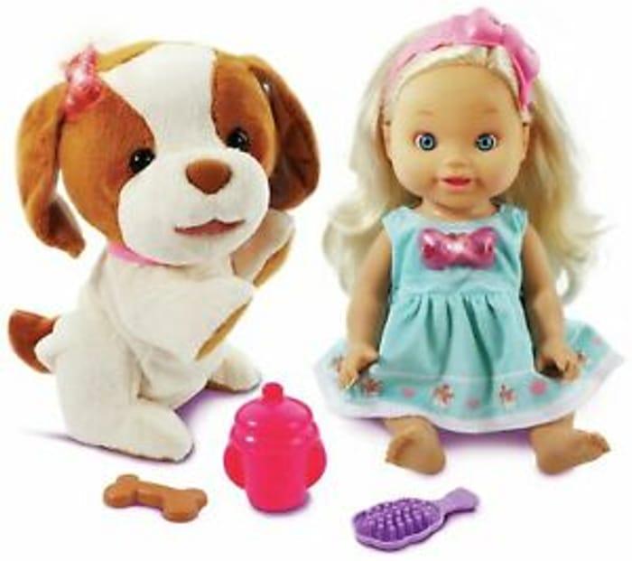 VTech Little Love Baby Puppy Pal
