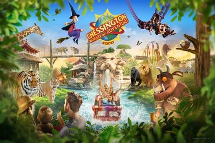 Chessington Break - 2 Days In Park Inc Breakfast & Early Rides - Only £40.50 pp!