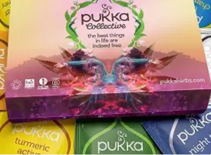 Join The Pukka Collective & Get A Welcome Pack Which Includes Free Tea Sachets