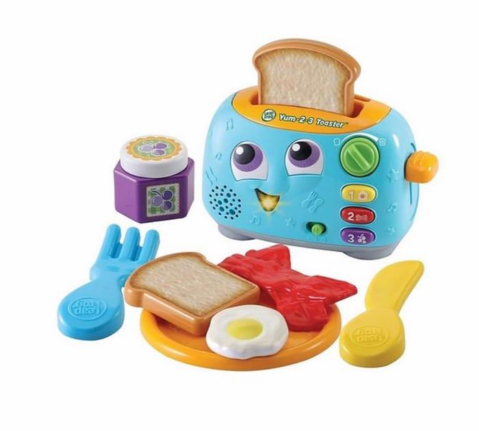 LeapFrog Toaster