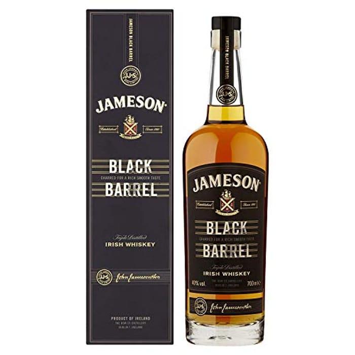 Jameson Black Barrel Irish Whiskey, 70 Cl