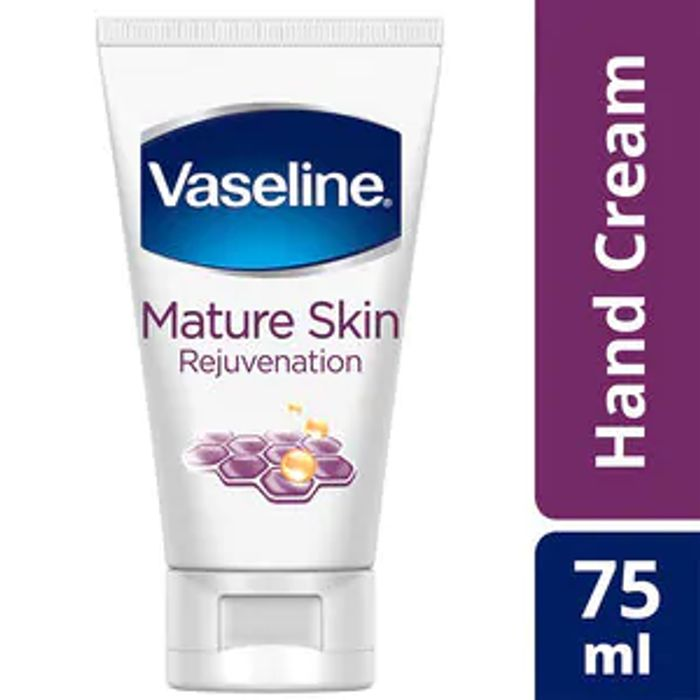Vaseline Hand Cream for Mature Skin 75ml BOGOF
