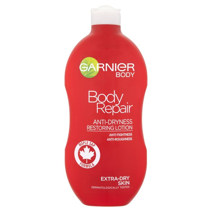 Garnier Body Repair Anti-Dry Lotion 400Ml HALF PRICE