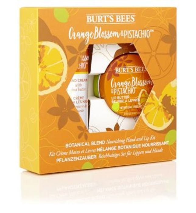 Burt's Bees Lavender & Honey Lip Butter & Hand Cream Gift Set