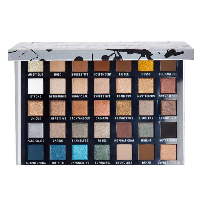 L.O.V 35 Colour Dare to Dare Eyeshadow Palette