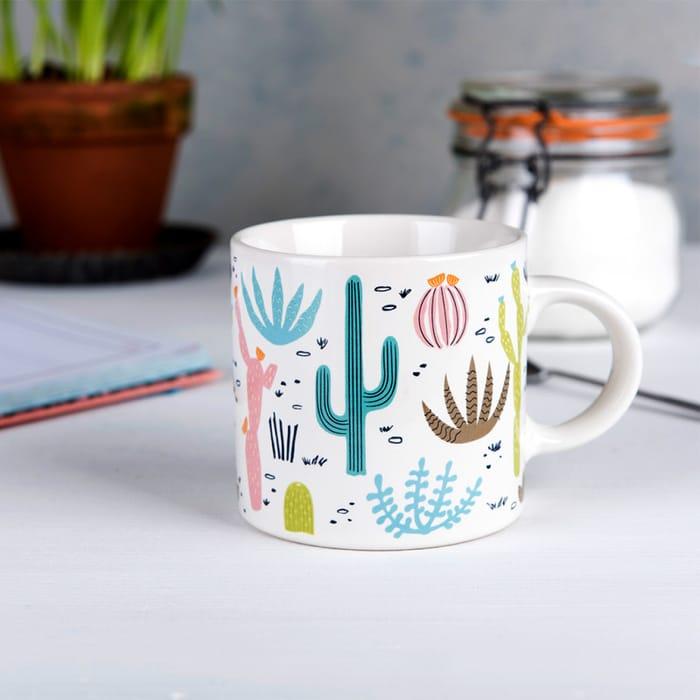 Desert in Bloom Mug