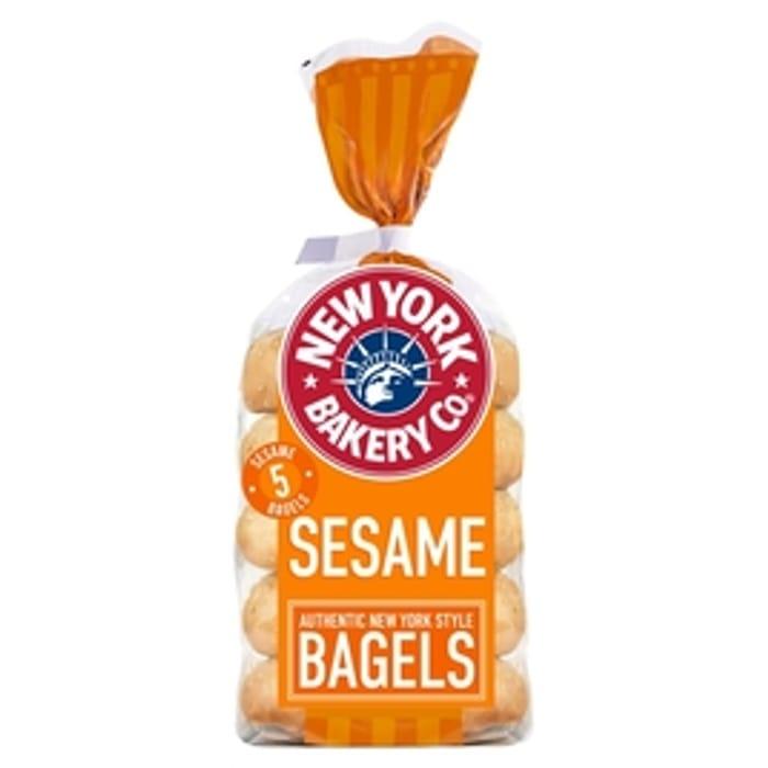 New York Bakery Co. Sesame Bagel