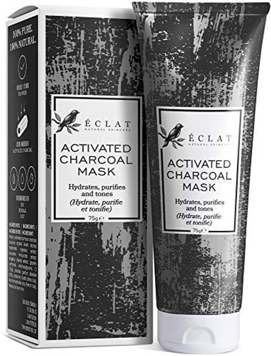 PREMIUM Charcoal Face Mask - Just £2.98!