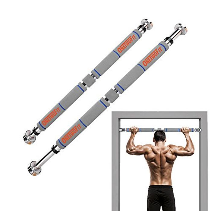 Save 60% on Adjustable Pull up Bar Door Frame