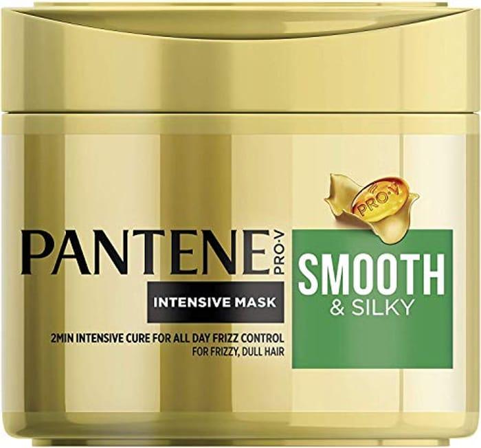 60% off - Pantene Masque Smooth and Sleek Intensive Mask 300 Ml