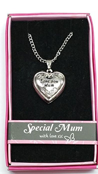 Love You Mum Locket