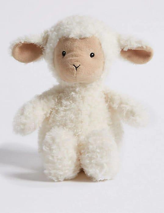 *HALF PRICE* Lamb Soft Toy