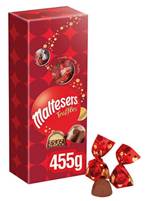 Maltesers Truffles Chocolate Party Gift Box 455g