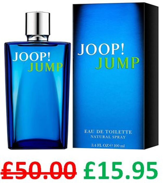 Joop! Jump EDT for MEN 100ml