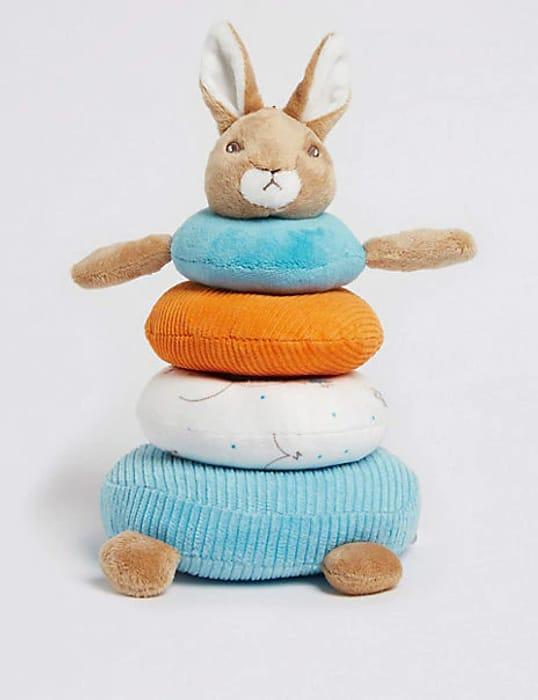Peter Rabbit Ring Stacker - Save 50%