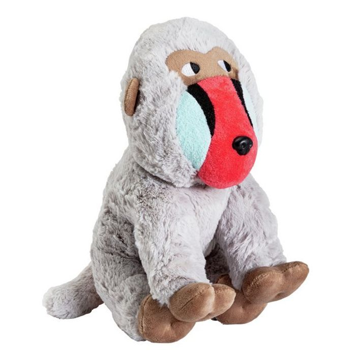 Adventure Is Out There Baboon Soft Toy - HALF PRICE!