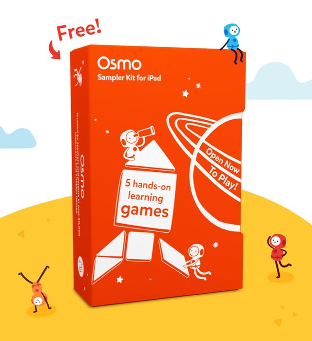 Get an Osmo Sampler for Free