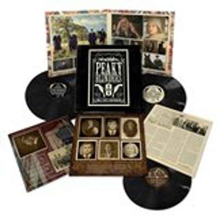 Vinyl Peaky Blinders Various Artists Collection