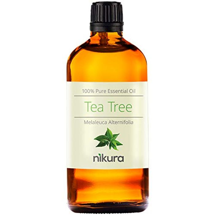 100% Pure Tea Tree Essential Oil - from £2.49 with FREE DELIVERY