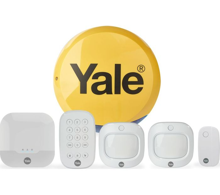 *SAVE £124* YALE Sync Smart Home Alarm Family Kit
