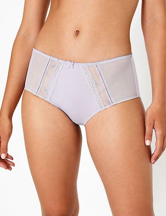 2 Pack of Midi Knickers