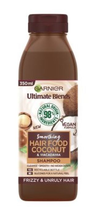 Garnier Ultimate Blends Coconut Hair Food Shampoo, Half Price!