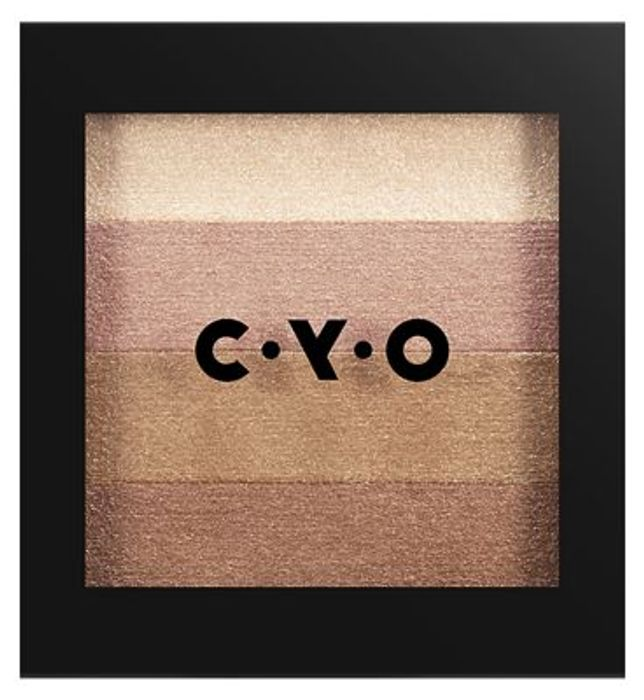 CYO Bronzing & Highlighting Palette, Only £1.50!