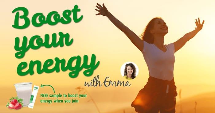 Free Strawberry Energy Drink