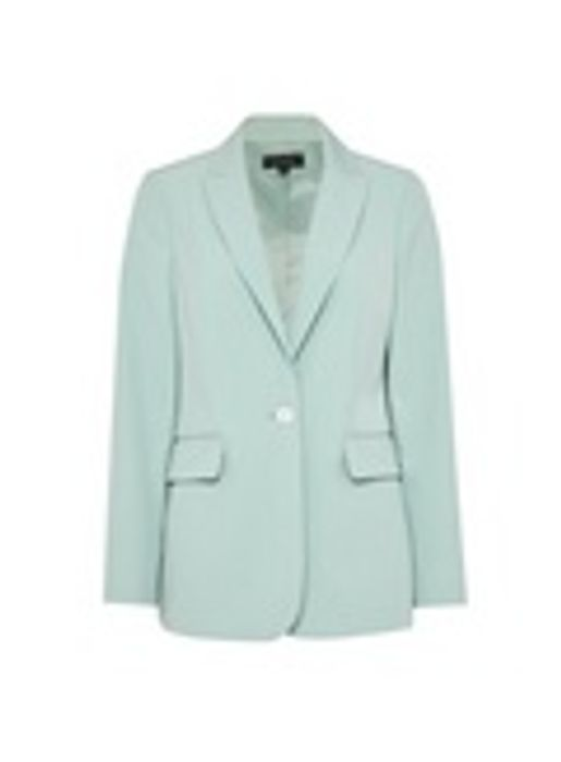 Stylish Tailored Mint Blazer Jacket - Save £10