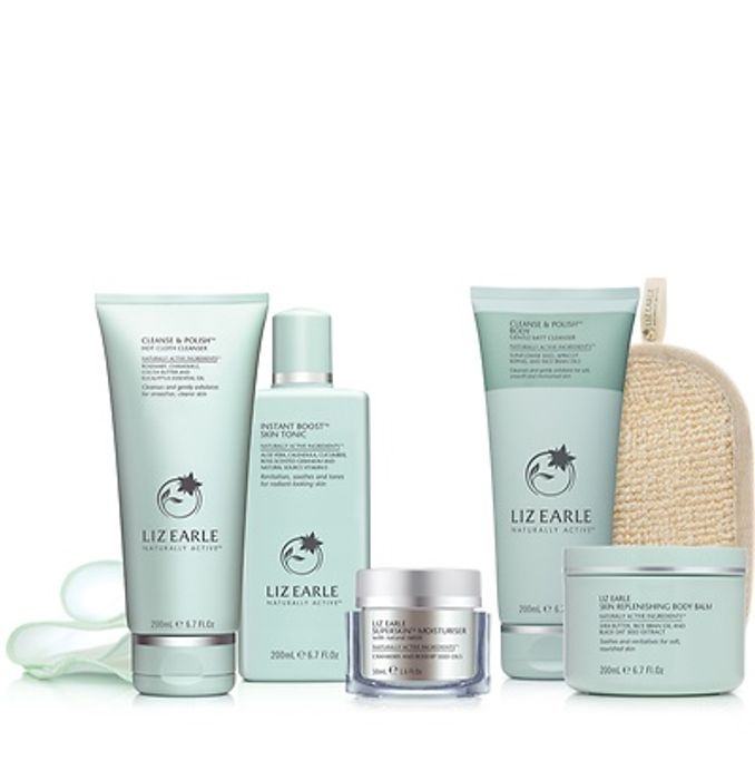 Buy Your Daily Routine with Superskin & Receive Free Bodycare Ritual worth £41