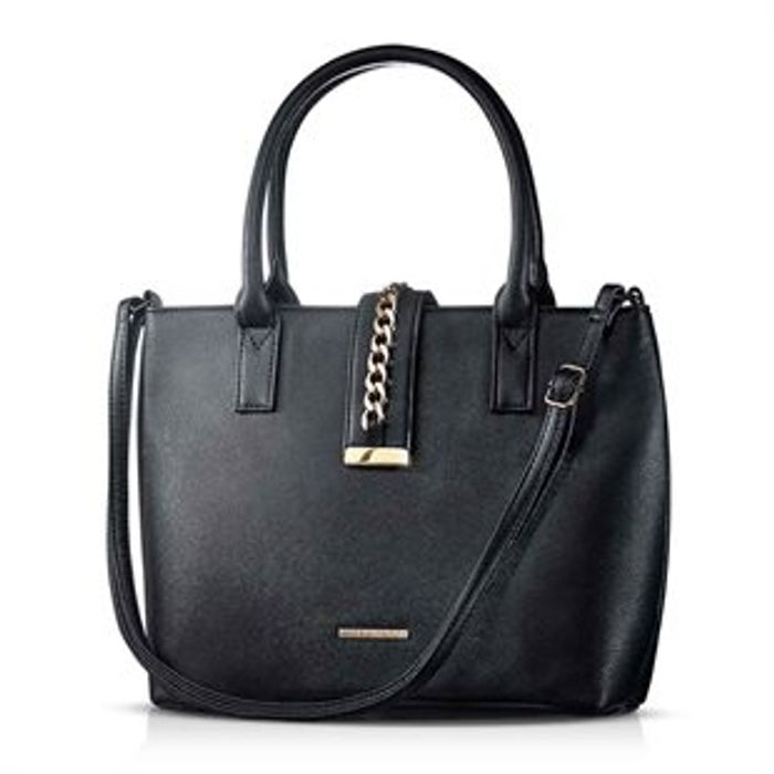 Cheap Lipsy Chain Detail Tote Bag Only £18