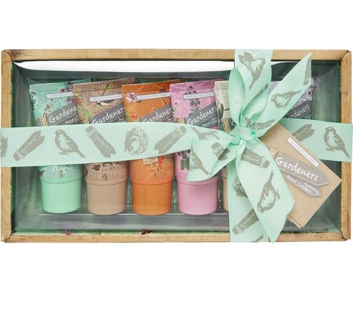 HEATHCOTE & IVORY Gardeners Hydrating Hand Cream Gift Set