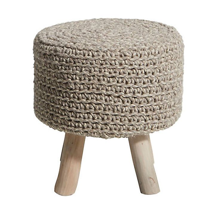 Montana Grey Stool at Freemans