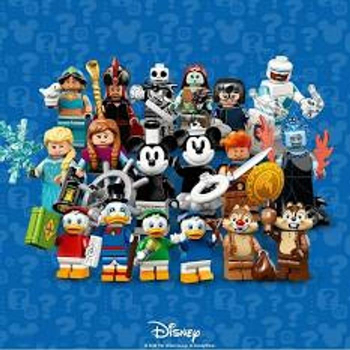 LEGO Disney Minifigures Series 2