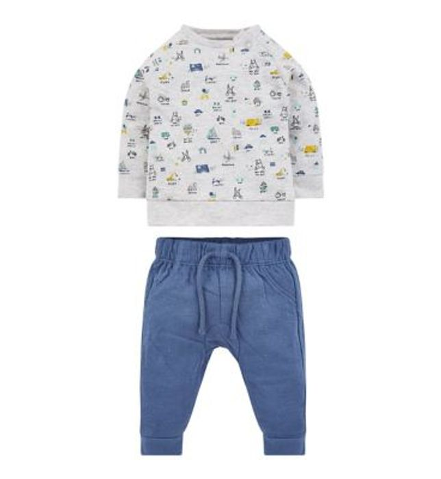 Mini Club Sweat and Jogger Set - Save £6