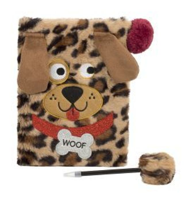Notepad and Fluffy Pen - Only £2!