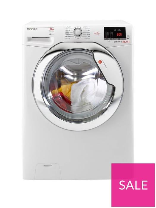 *SAVE £120* Hoover Dynamic next 10kg Load, 1600 Spin Washing Machine