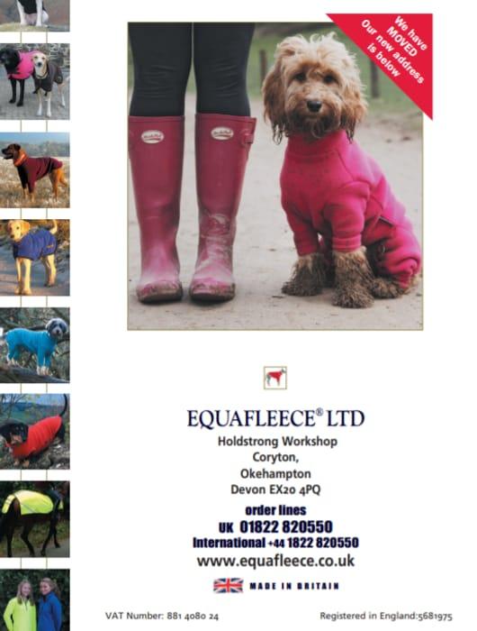 Get Your Equafleece Brochure Free BY Post