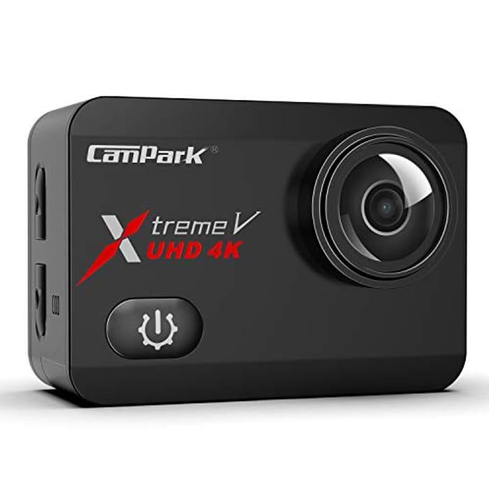 Campark X30 4K Action Camera 20MP