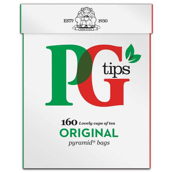 Save £1.90 on 160 PGTips Teabags at the Coop.