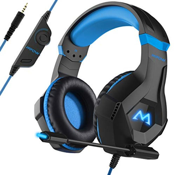 Deal Stack! Mpow EG9 Gaming Headset