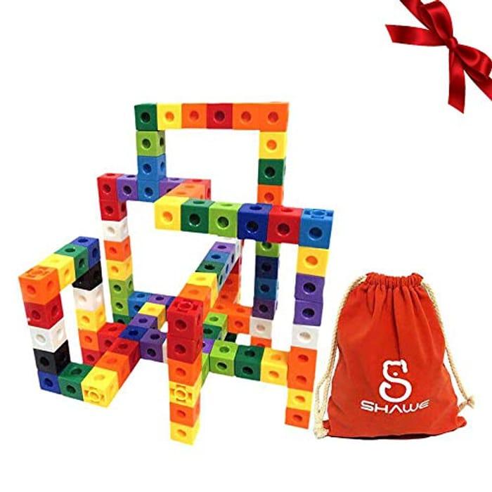 100 Piece Magic Cubes Set Save £3.00