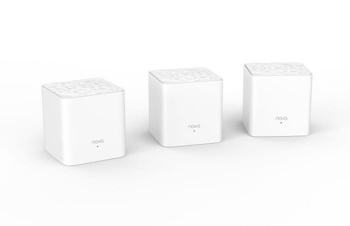 Tenda MW3 Nova Whole Home Wi-Fi Mesh Router System - 3 Pack