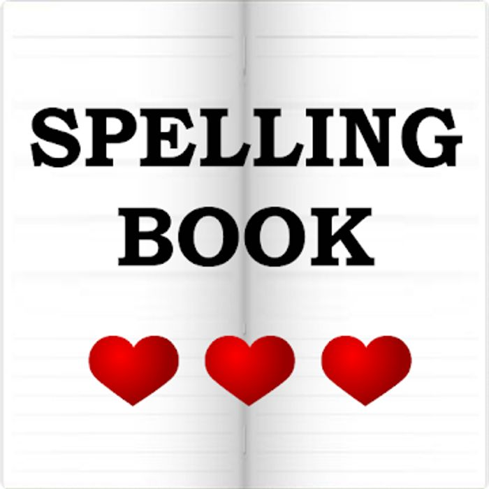 Spelling Book PRO (Android) Temporarily FREE on Google Play (Was £1.59)