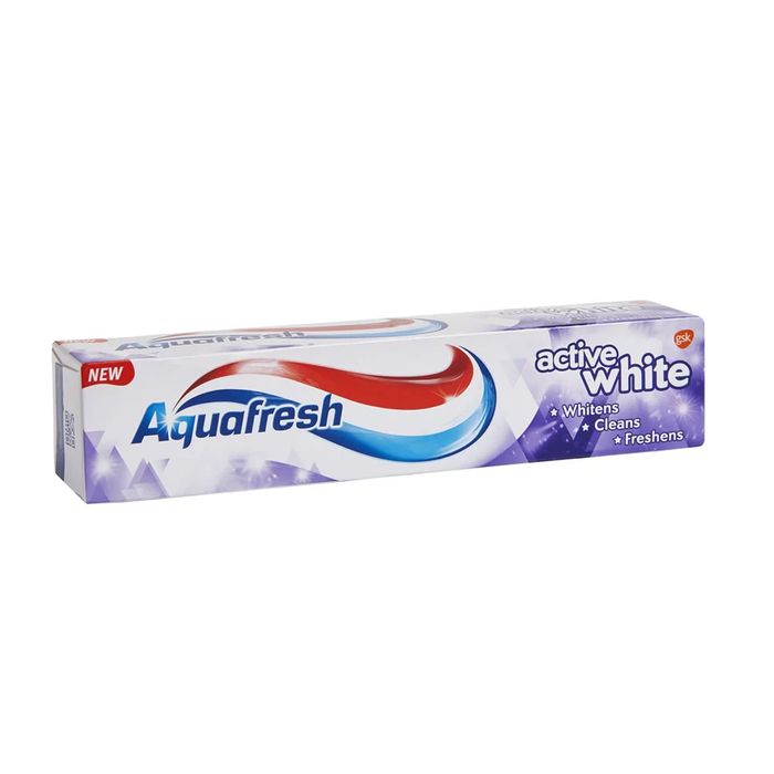 Aquafresh Active White Toothpaste